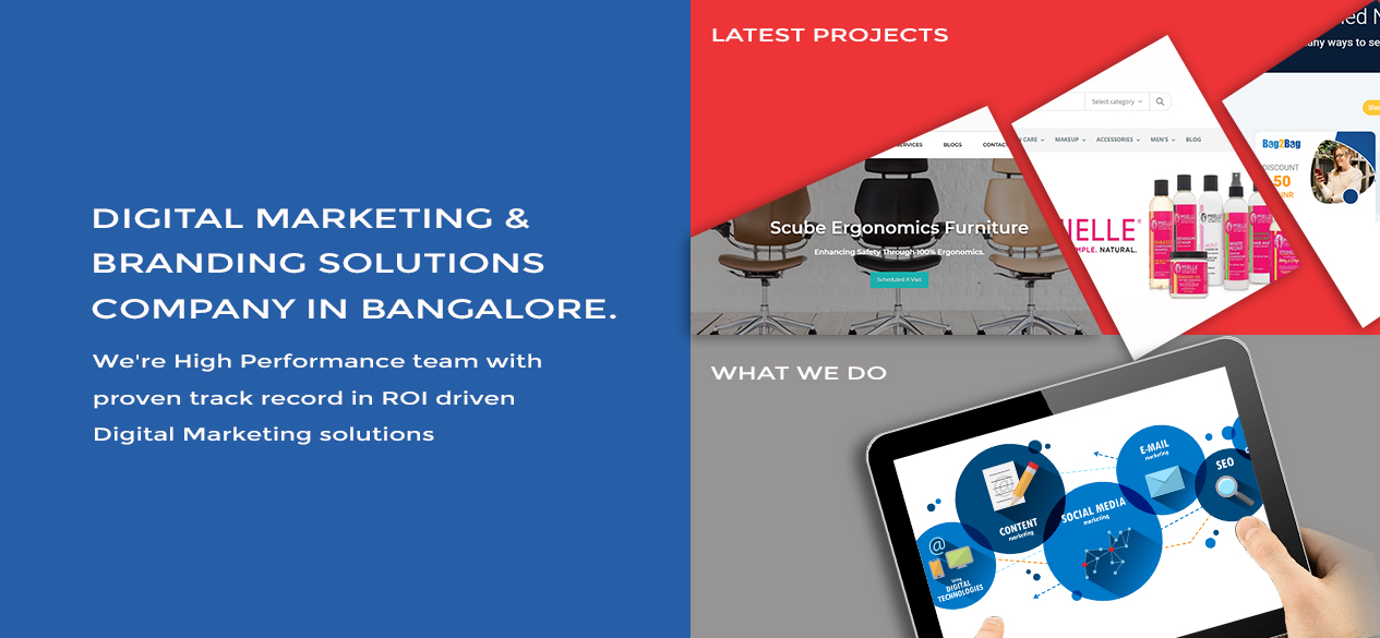 Best Digital Marketing Services Company in Bangalore | Creative Advertising  Agency Near Me, HSR Layout